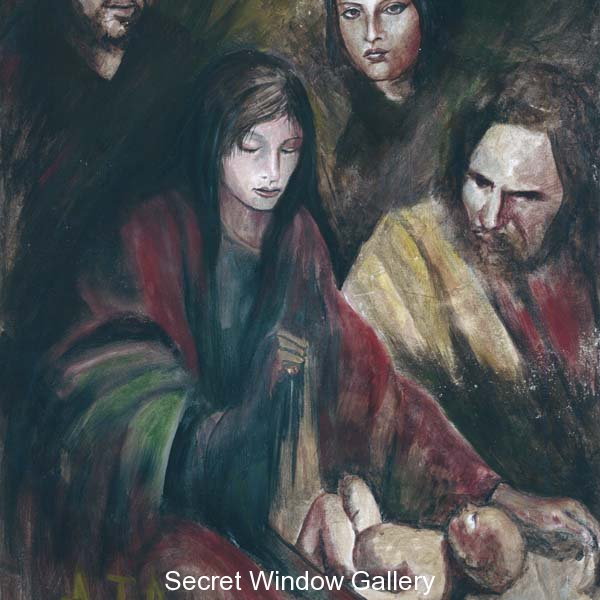 12x12-Nativity