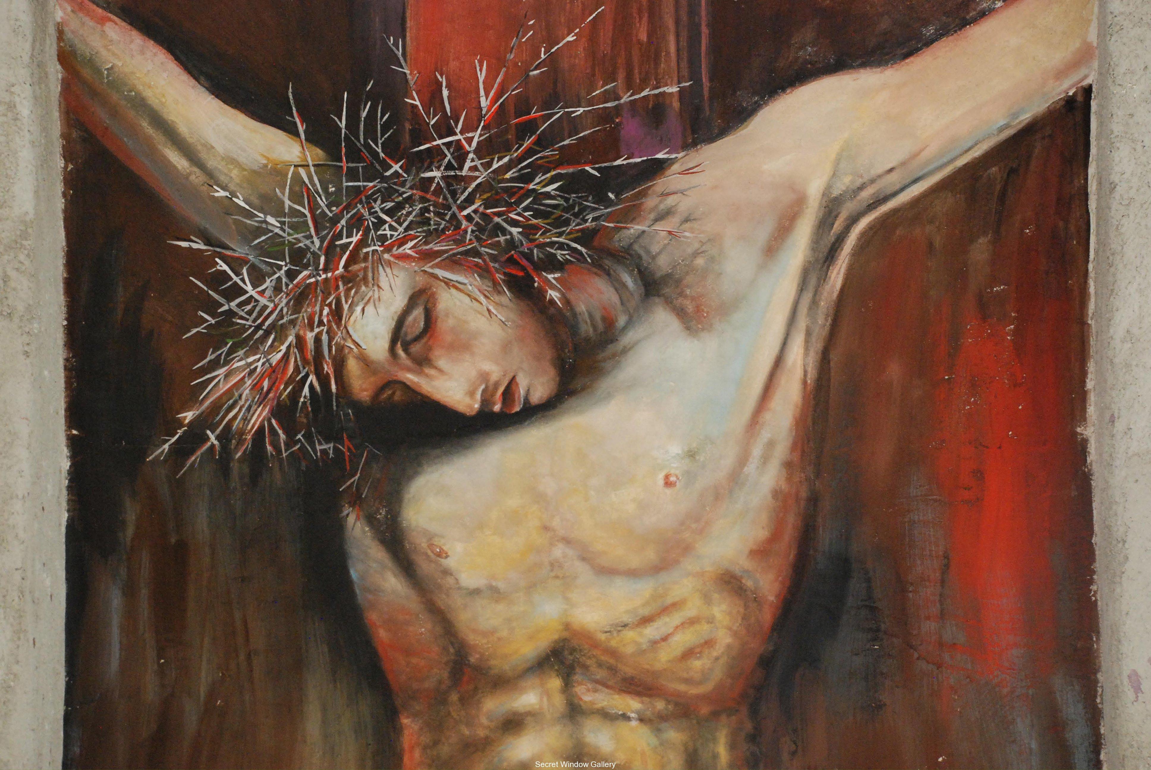 crucifix-Closeup