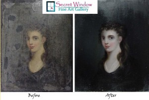 Art Restoration Sample 1